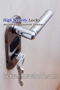 High Security Locks